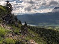 Apikuni Falls Trail