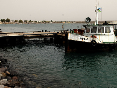 A Port In Obock