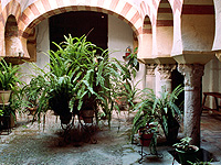 Arabic Baths of Santa Maria