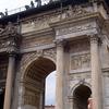 Arco Della Pace In Milan