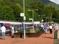 Ardlui Rail Station