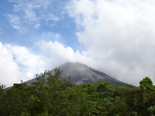 View Of Arenal