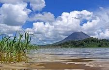 Arenal Volcano Surrounding Landscape