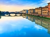 Arno River At Florence - Tuscany