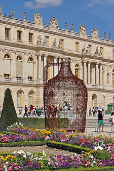 Art Contemporain à Versailles