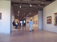 Interior Of Gallery