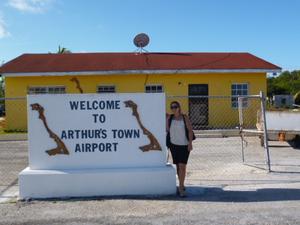 Arthur's Town Airport (ATC)
