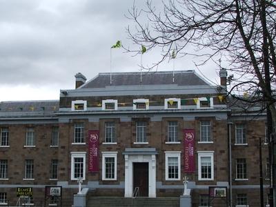 Ashe Memorial Hall