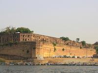 Ashokan Pillar At Allahabad