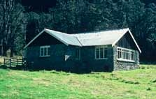 Aspiring Hut