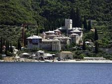 Mount Athos Sea