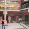 Atrium Of Newmarket High School