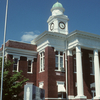 Attala County Courthouse In Kosciusko