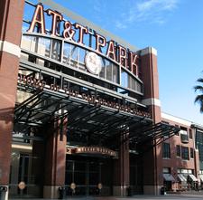 AT&T Park Main Gate