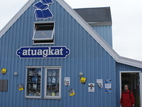 Atuagkat Bookstore