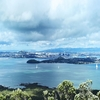 Auckland City From Rangitoto NZ
