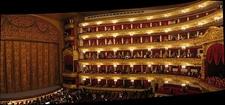Auditorium Of The Bolshoi Theatre