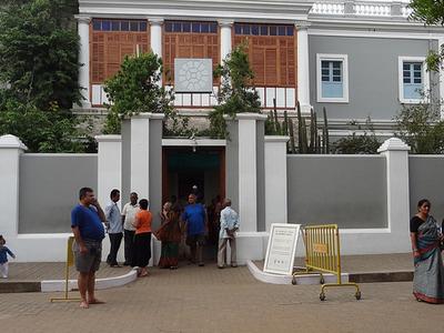 Aurobindo Ashram - Puducherry