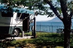 Aurora Rv Park And Marina Campground