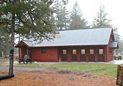 Ausable Point Campground