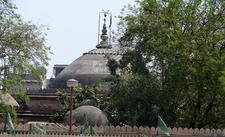 A View From Ahmadabad Jama Masjid