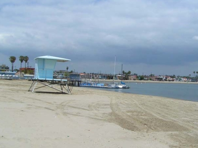 A View Of Alamitos Beach