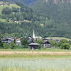 A View Of The Town, Irschen, Carinthia, Austria