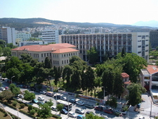A View Of The University