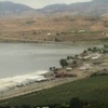 A View Pateros Washington From Northeast Of The Town