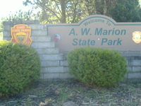 A W Marion State Park Campground