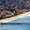 A Wonderful View Of The Pacific Ocean In San Clemente