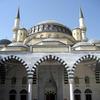 Azadi Mosque In Ashgabat