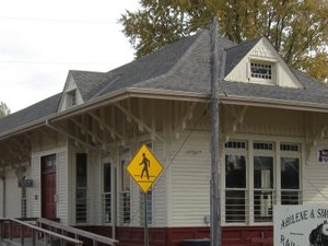 Abilene and Smoky Valley Railroad
