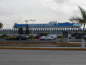 General Francisco Javier Mina International Airport