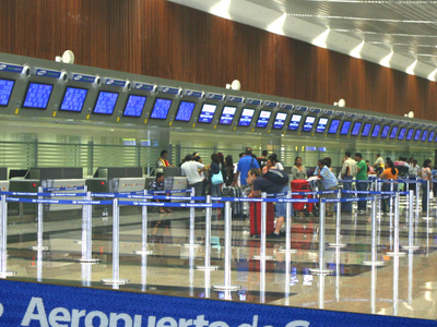 Jose Joaquín De Olmedo International Airport