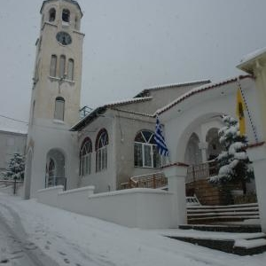 The Church Of Aghia Kyriake