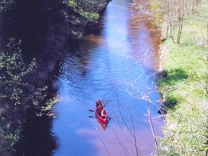 Ahja River