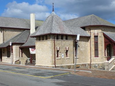 Albany Cottage Hospital