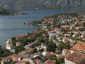 Fortifications Of Kotor
