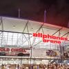 Exterior Of Allphones Arena
