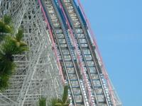 American Eagle Roller Coaster
