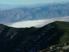 Amargosa Range Badwater Basin