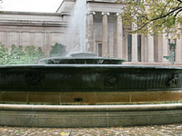 Andrew W Mellon Memorial Fountain