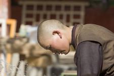 Ani Tshamkhung Female Monastery Lhasa Tibet Luca Galuzzi
