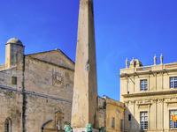 Obélisque d'Arles