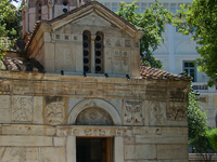 Agios Eleftherios Iglesia