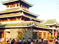 Ba Chua Xu Temple