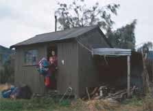 Back Valley Hut