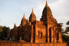 The Payathonzu Temple