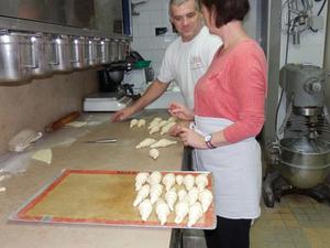 Experience Paris: Baguette and Croissant Workshop Photos